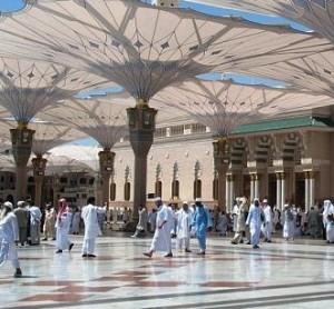 Propheten_moschee